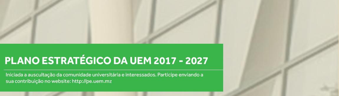 Plano Estratégico 2017 - 2027